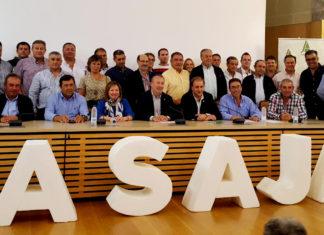 Junta Directiva ASAJA Ávila