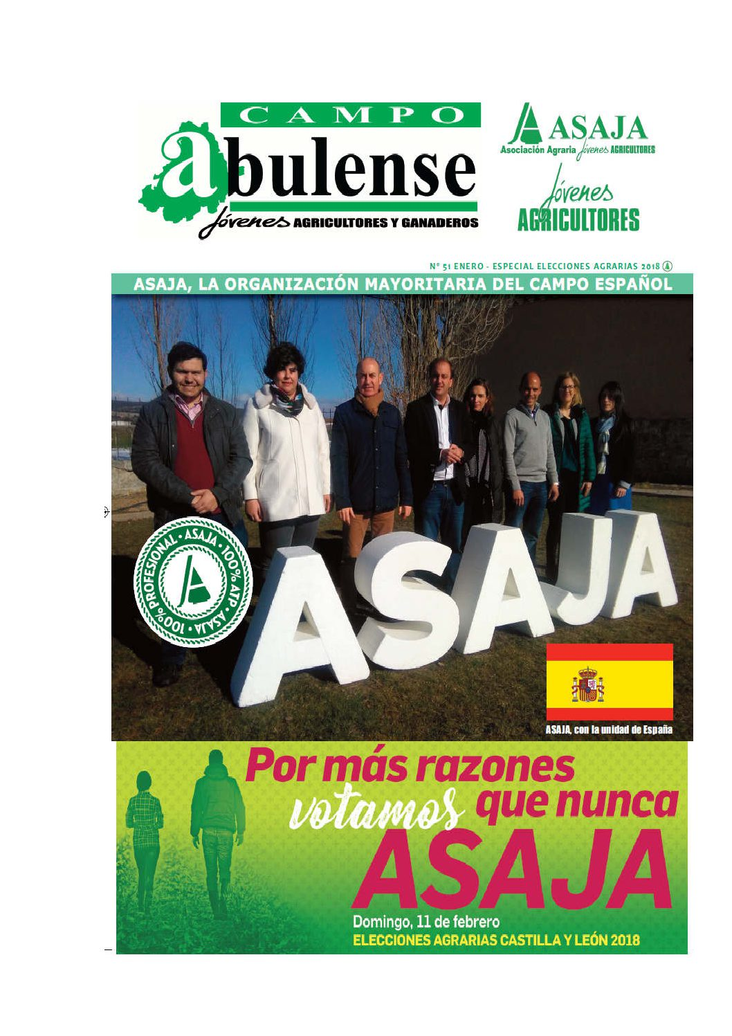 Campo abulense Nº51