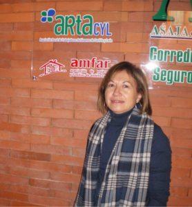 Maite Resina, Presidenta AMFAR Ávila