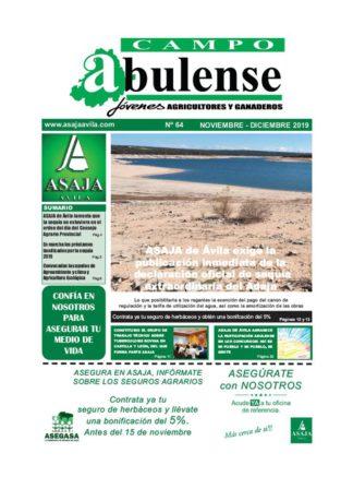 Campo Abulense Nº64