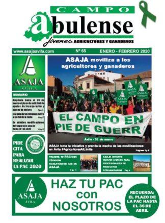 Campo Abulense Nº65