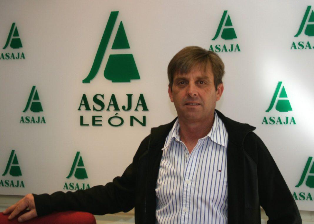 Arsenio García Vidal, Presidente de ASAJA León