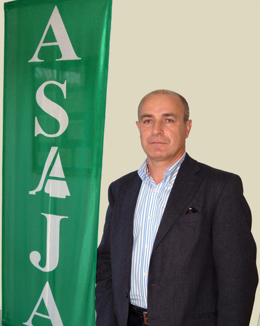José Antonio Turrado Fernández, Secretario General Asaja León