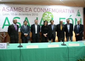 Personalidades Asamblea XXV Aniversario ASAJA León