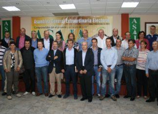 Órganos de Gobierno ASAJA León - 2012