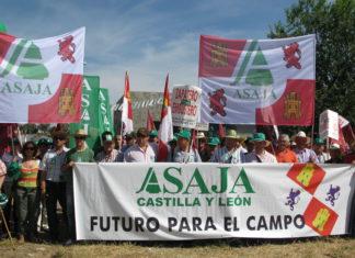 Manifestación Mérida - Futuro para el campo - Mérida 1 de junio de 2010