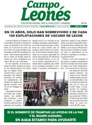 Campo Leonés mayo de 2020