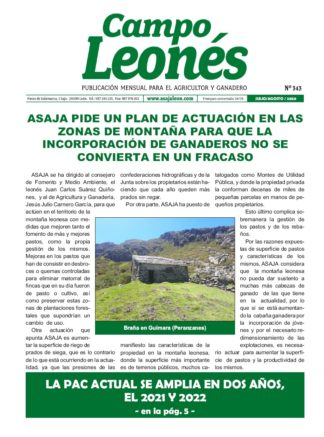 Campo Leonés julio-agosto 2020