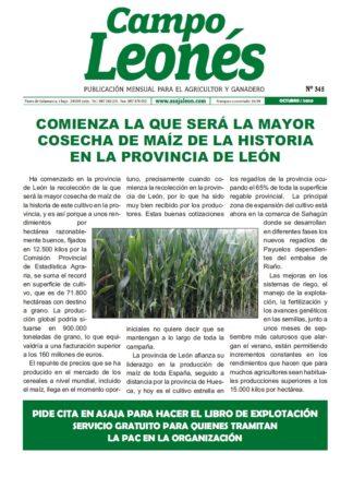 Campo Leonés octubre 2020