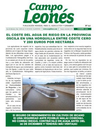 Campo Leonés diciembre 2020