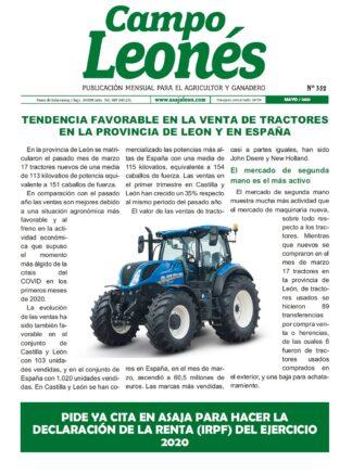 Campo Leonés mayo de 2021