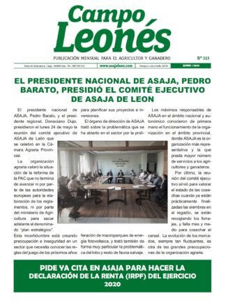 Campo Leonés junio 2021