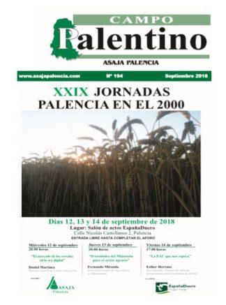 Campo Palentino septiembre 2018