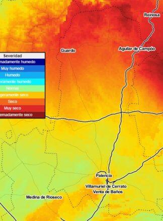 """La AEMET crea un """"monitor de la sequía meteorológica"""""""