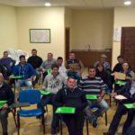 Imagen de uno de los cursos de fitosanitarios. Foto: ASAJA Salamanca.