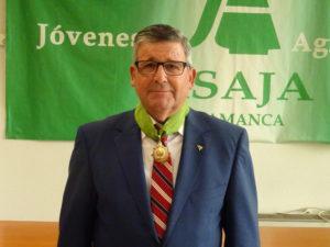 Juan del Pozo. FOTO: ASAJA Salamanca.