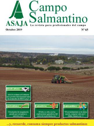 Campo Salmantino octubre 2019