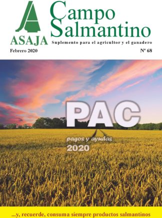 Campo Salmantino febrero Especial PAC 2020
