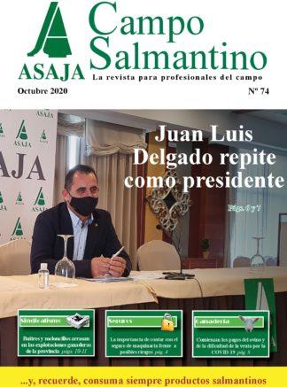Campo Salmantino octubre 2020
