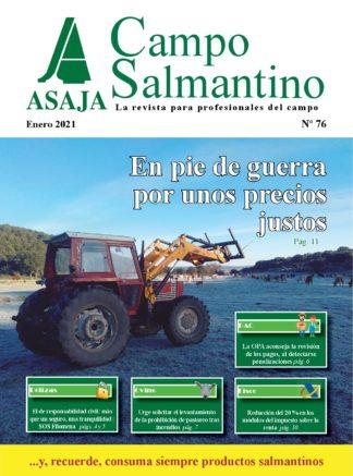Campo Salmantino enero 2021