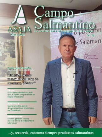 Campo Salmantino mayo 2021