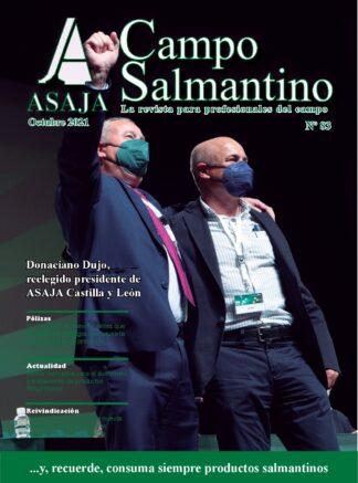 Campo Salmantino octubre 2021