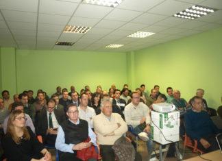 Las nuevas tendencias en poda y regadíos, protagonistas de una jornada en Peñafiel