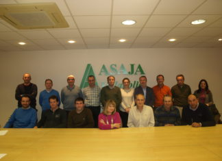 Junta Directiva de Asaja Valladolid
