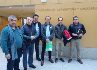A la reunión acudieron representantes de varias provincias patateras, como Valladolid, Segovia, Palencia y Salamanca.