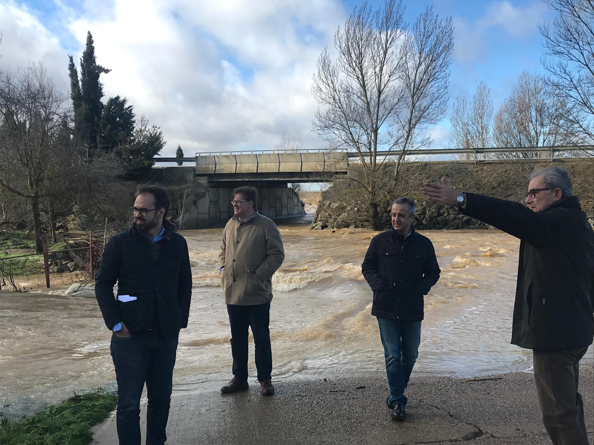ASAJA VALLADOLID pide a la CHD una mayor implicación en la limpieza de los ríos