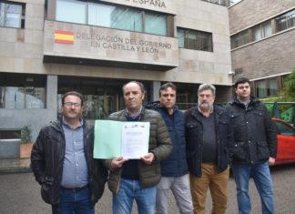 El campo de Valladolid dice basta
