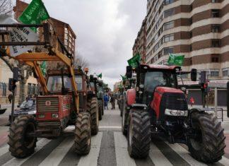 Las organizaciones agrarias piden a cooperativas y empresas que se sumen a la manifestación del 11-M