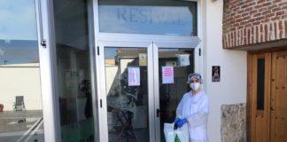 Los colaboradores de ASAJA Valladolid redoblan sus entregas de material sanitario