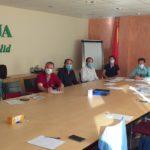 Reunión sobre la situación de los viticultores en la D.O Rueda