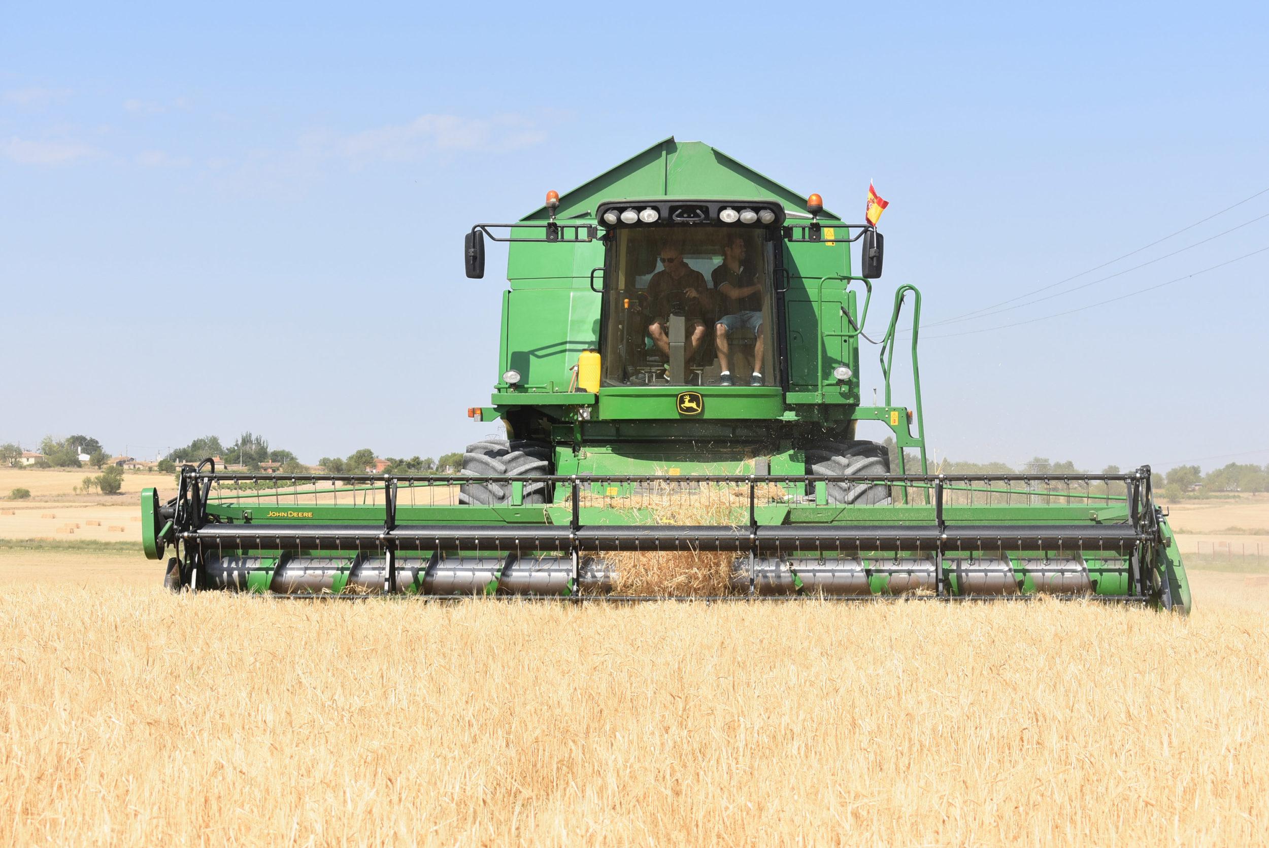ASAJA VALLADOLID clama por un precio justo para el cereal y que se ponga coto a la especulación cumpliendo la Ley de la Cadena Alimentaria