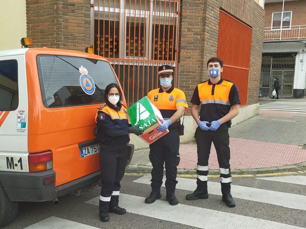 batas solidarias y proteccion civil