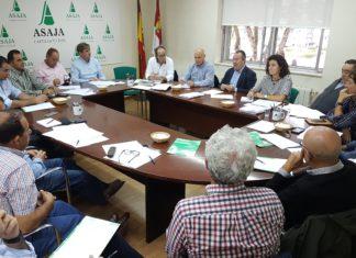 Junta Directiva ASAJA Castilla y León