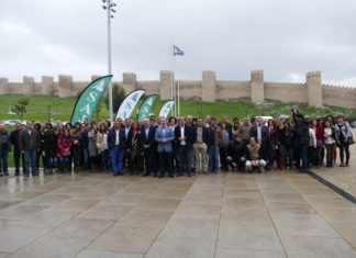 Ávila acogió la VIII Convención de Empleados de ASAJA en Castilla y León