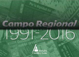 XXV años de Campo Regional