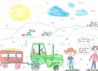 Tercera categoría (de 10 a 13 años). 1º Carla Lezcano Abia, de 11 años, de Belbimbre (Burgos)