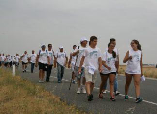 Marcha blanca 08. San Cristobal de la Vega - Adanero