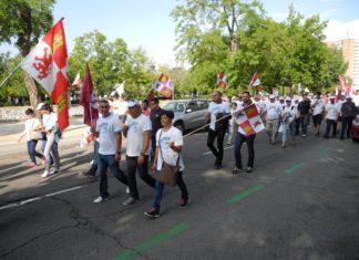 Marcha blanca 12. Madrid