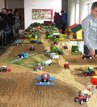 La agricultura a escala y con todo detalle