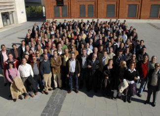 Grupo ASAJA Castilla y León en el museo