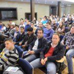 """Convención Jóvenes Agricultores 2013. Celebrada el 17 de mayo en Valladolid, bajo el lema """"Todo el campo por delante"""""""