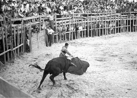 Aquellas corridas de toros en blanco y negro