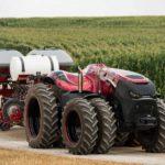 El futuro robot agricultor