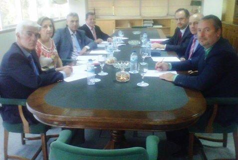 ASAJA de Castilla y León se reúne con el presidente de Agroseguro para sumar apoyos a favor del seguro agrario y ganadero