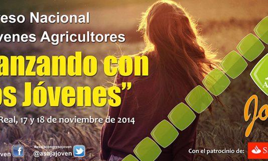 Amplia representación de Castilla y León en el Congreso Nacional de Jóvenes Agricultores de ASAJA