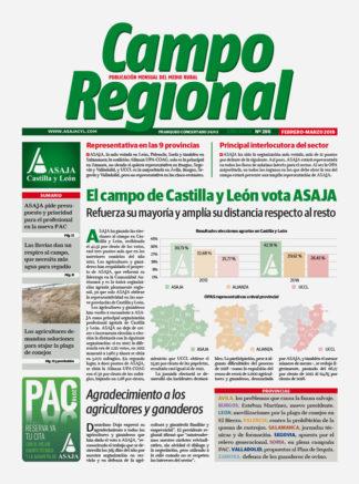 El campo de Castilla y León vota ASAJA